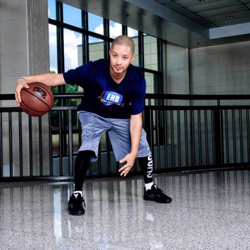 Cam Dailey Elite Hoops Basketball