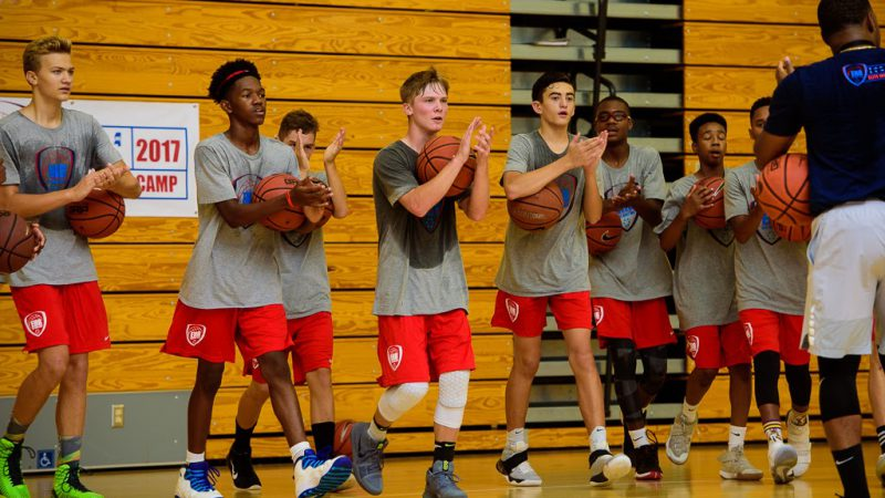 Elite Hoops Basketball Select Level