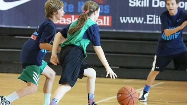 Elite Hoops Basketball 3on3 League