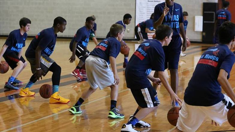 Elite Hoops Basketball Sunday Skills Training
