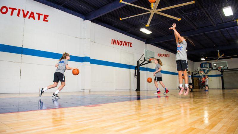 Elite Hoops Basketball
