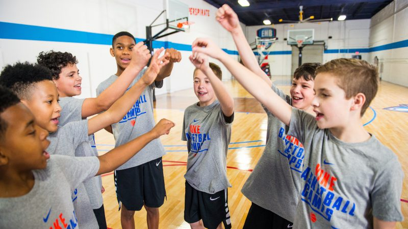 Elite Hoops Basketball Camp
